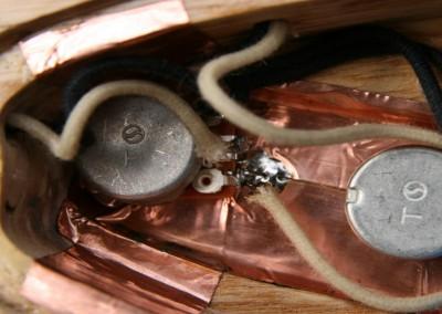 Basgitaar potmeters repareren